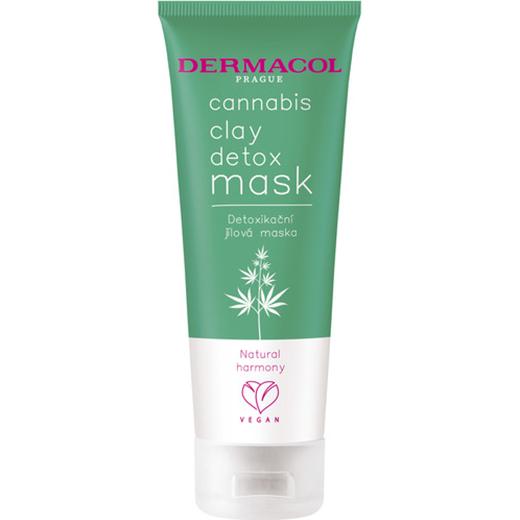 Dermacolshop.nl – Dermacol Cannabis Clay Detox Mask – 100ml – 8595003120661