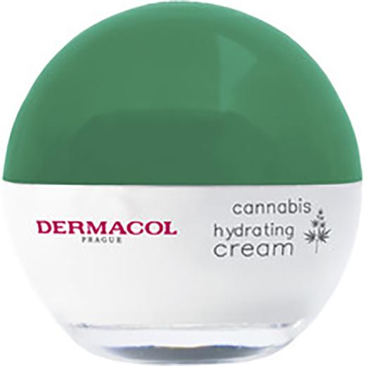 Dermacolshop.nl – Dermacol Cannabis Hydrating Cream – 50ml – pot – 8595003120647
