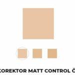 W1 - Matt Control Corrector